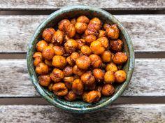 Garbanzo Bean Snack Recipe by FlavorCity Bobby