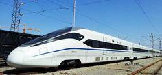 China: entran en servicio los trenes más rápidos del mundo. Los trenes con tal tipo de velocidad corresponden al modelo CRH 380D #railway #HSR #RollingStock