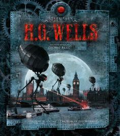 Steampunk: H.G. Wells by Zdenko Basic. Save 27 Off!. $13.83. Series - Steampunk. Publisher: Running Press Kids (January 29, 2013). Publication: January 29, 2013. 408 pages