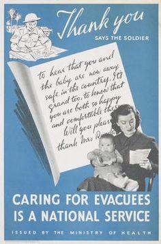 ThankYouSaystheSoldier-CaringforEvacueesisaNationalService