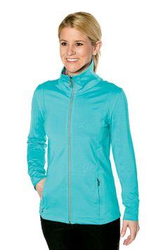 Ladies Performance Jacket / Activewear - Carnoustie Golf Apparel