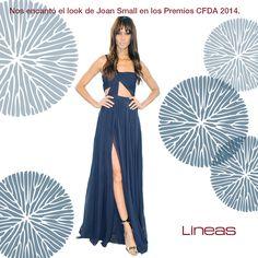 Joan Smalls. #Lineas #outfit #moda #tendencias #2014 #ropa #prendas #estilo #primavera #outfit #vestido #cfda #joansmalls