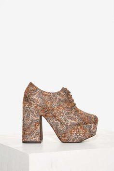 Jeffrey+Campbell+Adanna+Paisley+Platform+Heel+|+Shop+Shoes+at+Nasty+Gal!