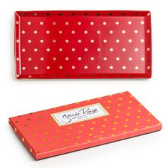 Soiree Rouge Tray