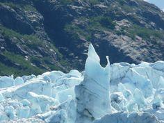 Glacier Bay Alaska ( Cruise ship Holland America )