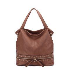 MKF Collection by Mia K Farrow Alpine Medium Hobo Handbag
