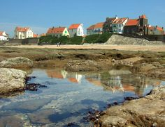 Audresselles, on the Boulogne coast, Pas-de-Calais.