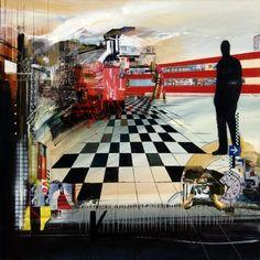 Untitled No 1125 100x100 cm 2010