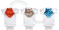 Fuctional Baby Fashion from Cheekie Charlie | Savvy Sassy Moms