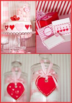Valentine Party Styled by @Anders Ruff Custom Designs #laylagrayce #holiday #valentines