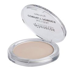benecos Natural Mattifying Compact Powder - Porcelain ** Want additional info? Click on the image.