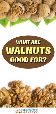 Walnuts are a delicious type of nut, and they're high in (ALA) and a wide variety of minerals. But what else do they offer? And what does research show about this healthy choice of nut? Here's an in-depth guide. Health Benefits Of Walnuts, Nutrition Bars, Nutrition Articles, Food Articles, Kids Nutrition, Fitness Nutrition, Whole Food Recipes, Healthy Recipes
