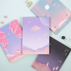 Vaporwave Aesthetic Study Planner for Back to School Korean Cute Canvas Paintings, Easy Canvas Art, Small Canvas Art, Mini Canvas Art, Acrylic Painting Canvas, Small Paintings, Diy Canvas, Aesthetic Painting, Aesthetic Art