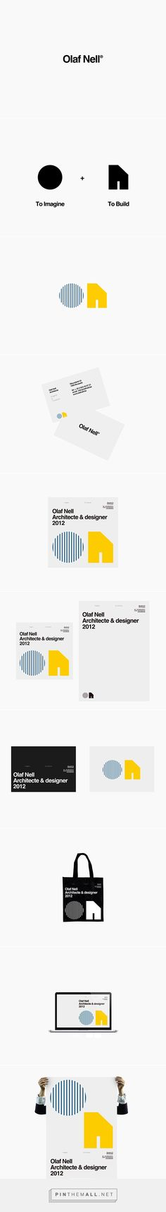 Olaf Nell | Architect & Designer on Behance... - a grouped images picture - Pin Them All