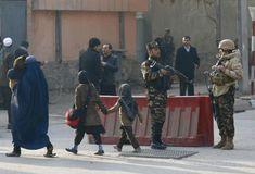Το Ισλαμικό Κράτος ανέλαβε την ευθύνη για την επίθεση αυτοκτονίας στην Καμπούλ, τουλάχιστον έξι οι νεκροί
