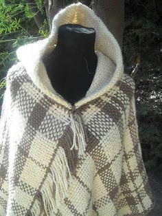 No fue fácil tejerlo con semejante calor, es pura lana...pero valió la pena, quedó hermoso! Ramadan Decorations, Weaving Art, Lana, Wool, Crochet, Turtle Neck, Sweaters, Inspiration, Facebook