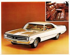 1970 Chrysler 300H (Hurst)