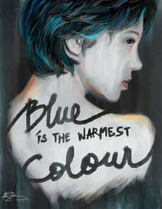 Find images and videos about Lea Seydoux, adele exarchopoulos and la vie d'adèle on We Heart It - the app to get lost in what you love. Victor Hugo, Lgbt, Lea Seydoux, Blue Is The Warmest Colour, Under The Rainbow, Everything Is Blue, Rainbow Flag, Fan Art, Film Serie
