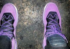 Li-Ning Way of Wade Purple Lavender