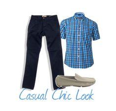 Casual Chic Look: Αν βαρέθηκες το κλασσικό κοστούμι δοκίμασε να συνδυάσεις ένα παντελόνι chinos & το αγαπημένο σου πουκάμισο! #Millenniumshop