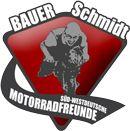 Das Logo der Südwestdeutschen Motorradfreunde.