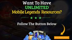 Mobile Legends hack is working cheat tool online for generating unlimited resources. With our Mobile Legends cheat get diamonds completely FREE. Legend Games, New Mobile, Hack Online, Mobile Legends, Cheating, Android, Hacks, Diamond, Free