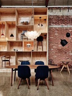 CRITERIA, Melbourne's exciting new furniture and design store, interior fit out designed by David Flack of Flack studio. Photo – Brooke Holm,