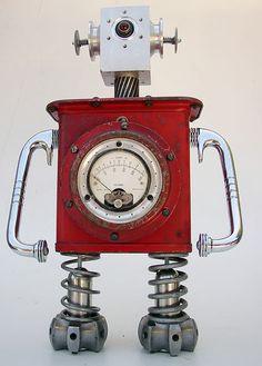 Amazing Robot Art