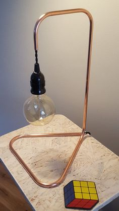 Hey, I found this really awesome Etsy listing at https://www.etsy.com/ie/listing/285764117/copper-pipe-lamp