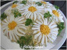özel salata sunumları - kadinlarinsesi.com