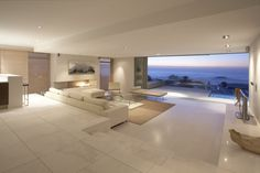 Apartment, suite, penthouse, penthouse, sea, ocean, tv, bathroom, interior, landscape, wallpaper sofas