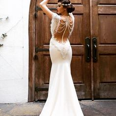 My bridal moment of the day. What a dress! The details are stunning. Image source unknown. #love #partyideas #partyplanner #partystyling #partyplanning  #eventdesign #eventplanner  #wedding #weddingideas  #weddingplanner #weddingphotography #diyparty #diywedding #beautiful #thepartyatelier  #weddingdress #bride #bridalfashion #bride2be #instabride #weddinggown #amazing #white  #fashion #engaged #brides