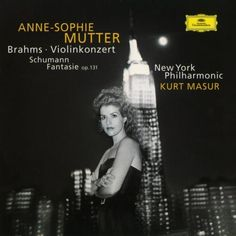 Anne-Sophie Mutter, Kurt Masur and the New York Philharmonic make an unbeatable combination.