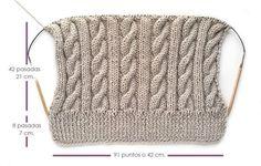Wool Beanie with fur pom pom – Knitting Pattern & Tutorial - Örgü Modelleri Crochet Beanie Hat Free Pattern, Crochet Baby Bonnet, Baby Knitting Patterns, Baby Patterns, Free Knitting, Start Knitting, Knitting Stitches, Crochet Patterns, Wooly Hats