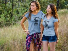 Sorority Shirts, BFF shirts - Best Friends Summer Shirts, Vacation Clothing Gift - Sayings Tee Shirts - Bitchy and Slutty - Sorority gift - Cobain Play Bff Shirts, Sorority Shirts, Sorority Outfits, Funny Shirts, Pride Day, Bridesmaid Shirts, Summer Shirts, Shirt Sale, Custom T