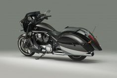 Victory Motorcycles – Remus exhausts for the Cross Country and Magnum