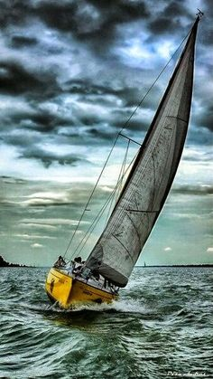 Things I Love About: Sailing