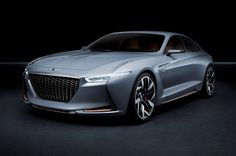 Genesis New York Concept Bows at New York Auto Show Gallery via MOTOR TREND News iPhone App