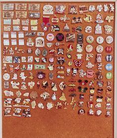 Secret Disney Pin Trading Locations at Walt Disney World Mouselet pin trading board Rare Disney Pins, Disney Pins Sets, Disney Trading Pins, Disney Tips, Disney Fun, Disney Magic, Disney Travel, Disney 2015, Disney Stuff