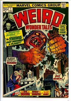 Weird Wonder Tales 1 (VF- 7.5)
