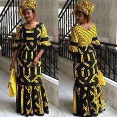 Galerie Latest African Fashion Dresses, African Print Dresses, African Dress, African Attire, African Wear, Zulu Traditional Attire, Church Fashion, Afro, Fashion Outfits