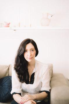 NECTAR & STONE Founder &Creative Director; Caroline Khoo.