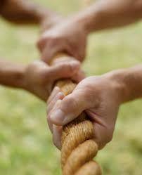 Togetherness Foto e immagini stock