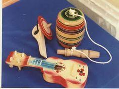 Juguetes (toys)