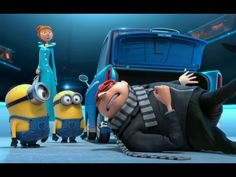 Despicable Me 2 Trailer!
