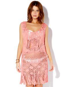 macrame dress pattern - Cerca con Google