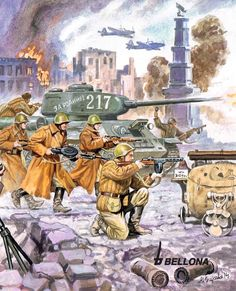 Fights for the Kystrin bridgehead, February-March 1945.