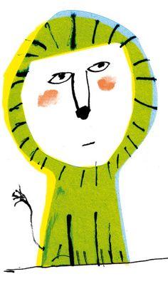 un lion - Le blog de Fred Benaglia