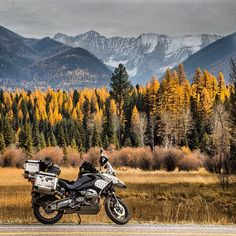 Winter is coming #adventurebike #dualsport #advrider #motorcycle #r1200gs
