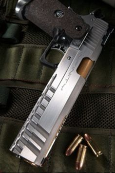 Infinity 1911 pistol - the High End